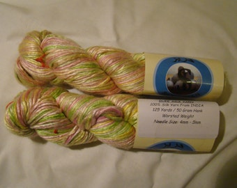 Pure Mulberry Duke Silk Yarn