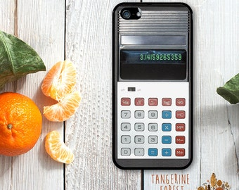 Retro Pocket Calculator Case. Available for iPhone 4/4s, 5/5s, 5c, 6/6s or 6+/6s+