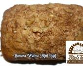 18 Banana Walnut Mini Loaves