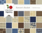 Nature's Basket Charm Pack by - One Charm Pack - 2720PP
