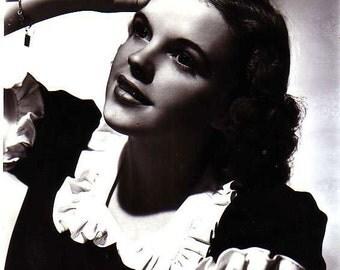 8 x 10 glossy headshot of Judy Garland