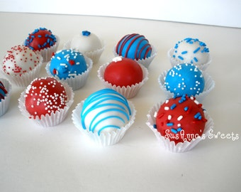Cake Bites, Cake Balls, Candy, Truffles, Bite Size, Cake Pops Without Sticks