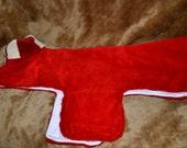 Greyhound dog coat warm