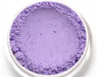 """Matte Lavender Purple Eyeshadow - """"Meadow"""" - Vegan Mineral Eyeshadow Net Wt 2g Natural Mineral Makeup Eye Color Pigment"""