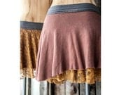 dream baby reversible circle mini skirt
