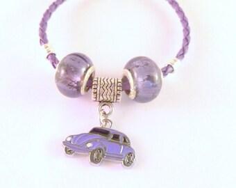 VW  Beetle Bracelet