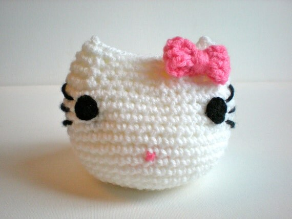 Pattern Tooth Fairy Pillow Easy Crochet Pdf Pattern Kitty
