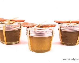 BODY SCRUBS - Peppermint / Lemongrass / Lavender / Sweet Orange & Ginger - Sea Salt / Sugar Body Scrubs 5.0oz