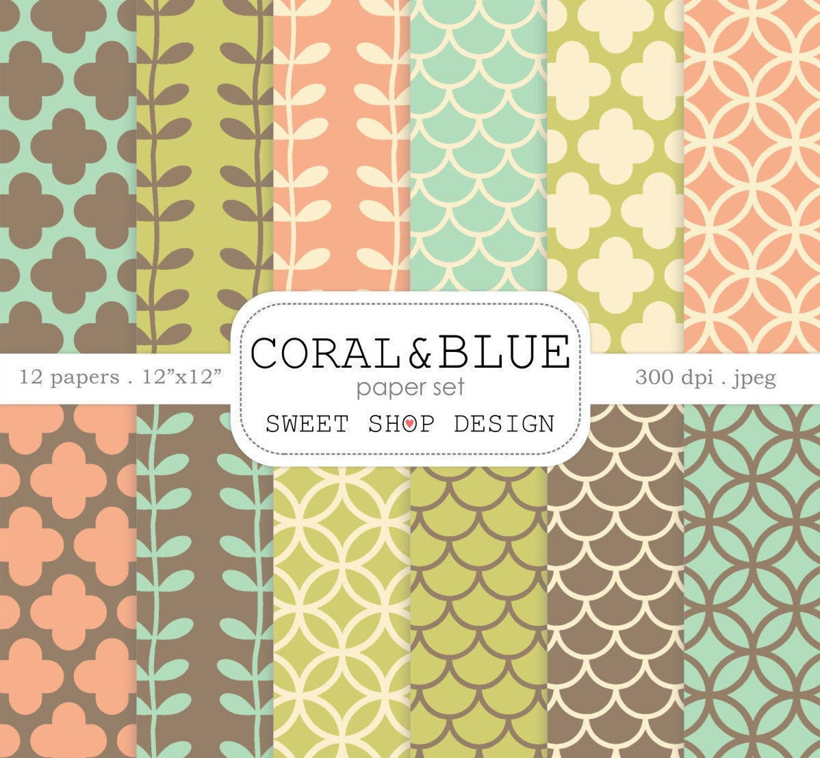 Clean image pertaining to scrapbook paper printable