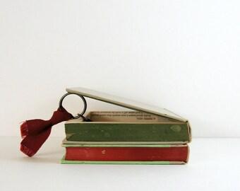 1 Secret Book Safe - Gourmet Gift Box - Secret Stash Box - Low Calorie Diet Book - Hidden Compartment Hollow Book Box - Retro Kitchen Decor