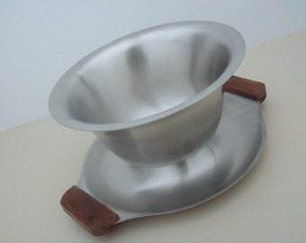 Mid Century Danish Modern Serving Bowl