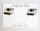 Polaroid Camera Collar Clips