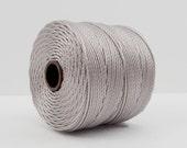S-Lon Beading Thread 77 Yards Silver #45-8175