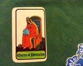 Reserved for nancy queen of pentacles and two others
