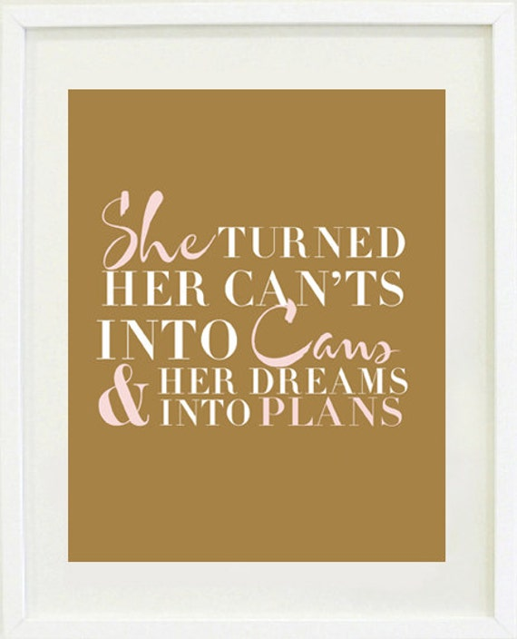 Items similar to print inspirational 8 x 10 for Inspirational items for office