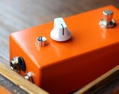 Made To Order -DA Orange Squeezer Compressor Vintage / Classic Guitar / Keyboard / Instrument Effects FX Pedal Stomp Box- Hand Built Replica
