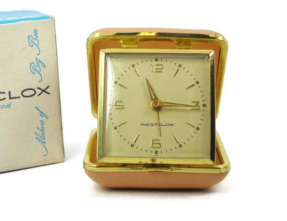 craig folding travel alarm clock instructions