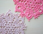 Crochet Coaster - Set of 2