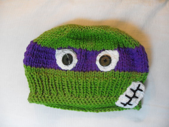 Knitting Pattern Turtle Hat : Unavailable Listing on Etsy