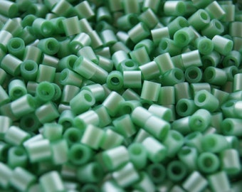Perler Beads for Sale - Pearl Green (102)