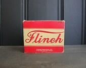 Flinch - Vintage Parker Brothers Card Game