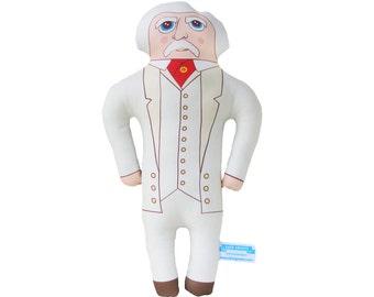Mark Twain Doll - LIMITED EDITION