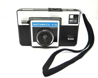 Vintage Kodak x-15 Camera, 1970s