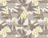 SWEET AS HONEY by Bonnie Christine/Art Gallery Fabrics - Fly by Night - 1/2 Yard - Quilting Weight Pima Cotton Fabric
