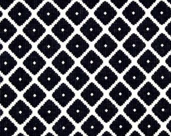 Home Decor Fabrics By The Yard victoria cut velvet fabric bold paisley pattern drapery upholstery top fabric Navy Blue Geometric Fabric Heavyweight Woven Fabric Blue White Upholstery Fabric By The Yard