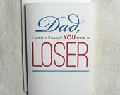 how to make your dad not a loser
