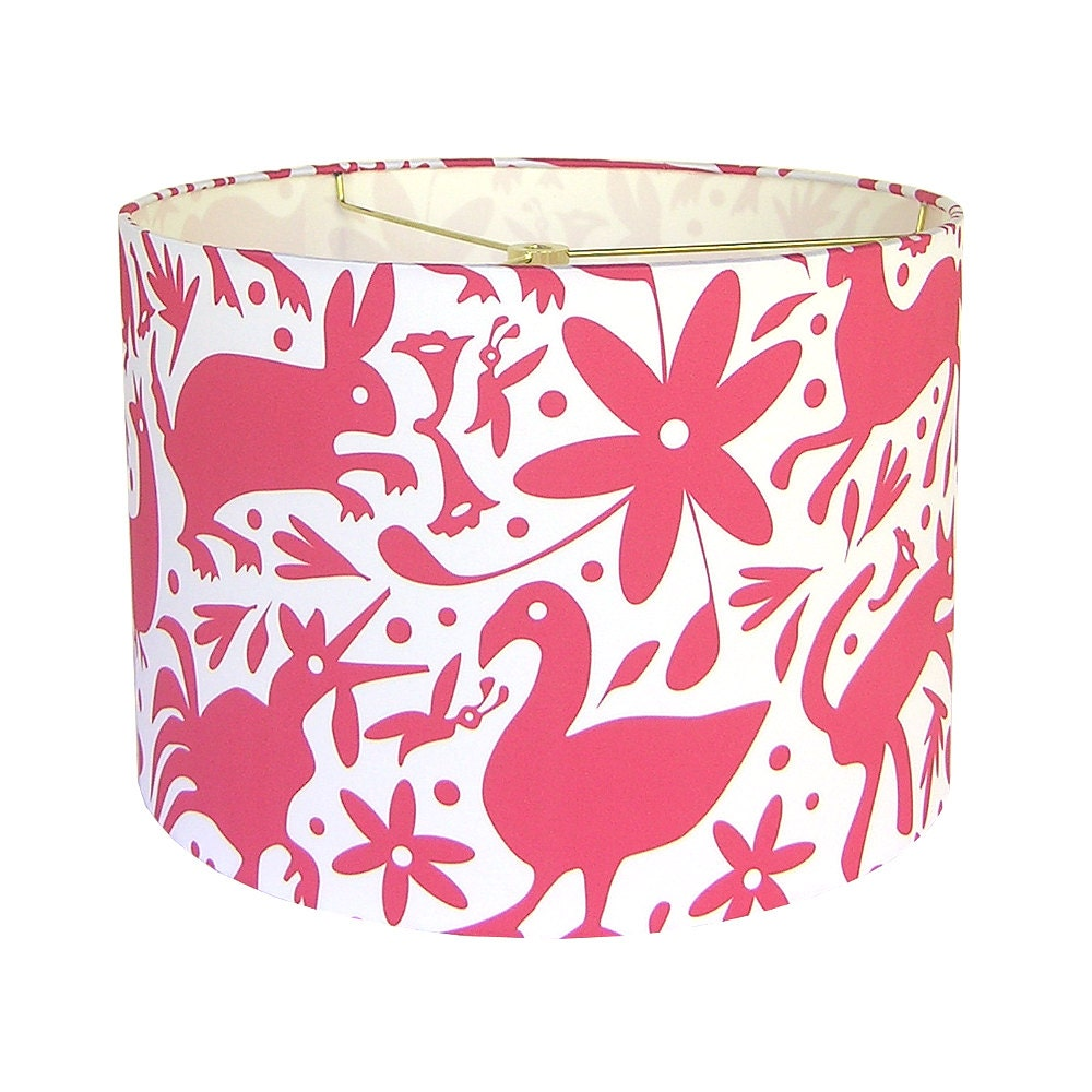 Lamp Shade Lampshade Mexican Springtime By An Independent