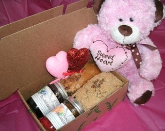 Jam. Jelly. and Bread. Gift Pack. Choose 2 breads and 2 jams or jellies FREE SHIPPING