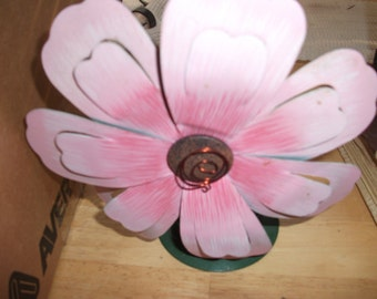 FLOWER VOTIVE HOLDER