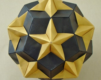 Compound of Dodecahedron and Great Dodecahedron