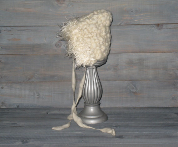 NEWBORN Pixie Bonnet Newborn, crochet, photo prop
