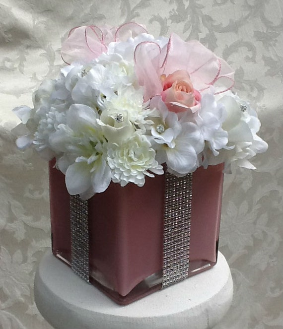 Gift Boxes Centerpieces Gift Box Centerpiece Bling