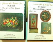 The Art of Peter Ompir DVD 2 Volume Set by David Jansen