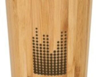 Personalized Bamboo Travel Mug (12.8oz)