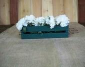 Crate Centerpiece,Wedding Center Piece, Wedding Centerpiece, Table Centerpiece,Center Piece, Wood Storage Box, Rustic Center Piece