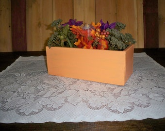 Decorative Wood Boxes, Decorative Wood Centerpiece,Kitchen Centerpiece, Party Table Center Piece, Decorative Wood Boxes,