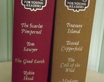 2/Set Vintage Best Loved Books for Young Readers-Reader,s Digest 1966