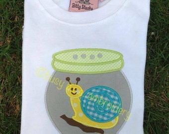 Personalized Bug Jar Shirt