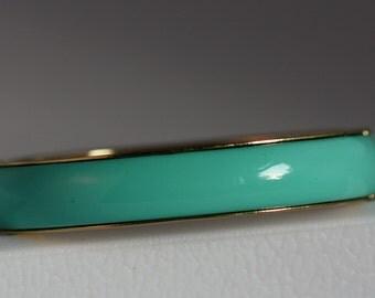 Vintage bracelet turquoise bangle