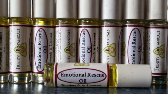 Emotional Rescue Aromatherapy Oil