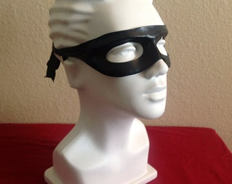 Hand Made Leather Lone Ranger Mask