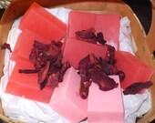 Rose for Love soap