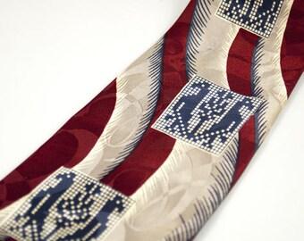 """Vintage 'Regal Cravat"""" Label Men's Tie"""