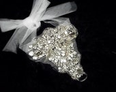 Astaire - Luxury Crystal  Full Hand Cuff