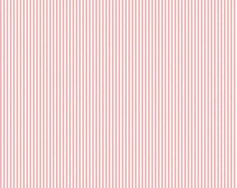 Stripe in Pink  from Lost and Found 2 by My Mind's Eye for Riley Blake