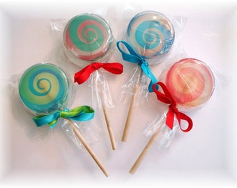 Lollipop Soap
